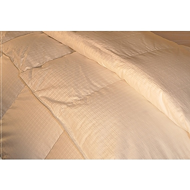 Royal Elite Superior Goose Down Duvet, 400 Thread Count, Twin, 25 Ounces