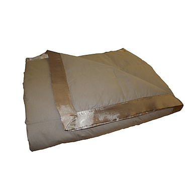 Royal Elite Down Blanket, 233 Thread Count, Light, King, Mink, 16 Oz.
