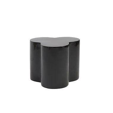 Euro Style™ Sloan Fiberglass Stool, High Gloss Black