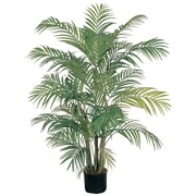 Nearly Natural 5001 4' Areca Silk Palm Tree in Pot