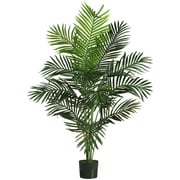 Nearly Natural 5259 5' Paradise Palm Plant in Pot