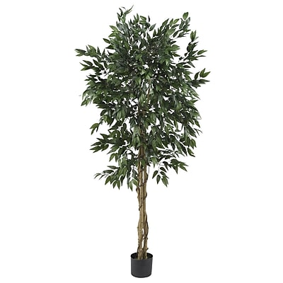 Nearly Natural 5266 5' Smilax Tree in Pot