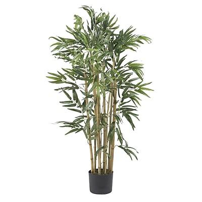 Nearly Natural 5279 3' Multi Bambusa Bamboo Tree in Pot