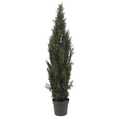 Nearly Natural 5292 6' Cedar Pine Plant in Pot