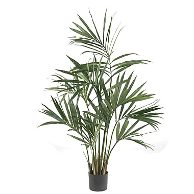 Nearly Natural 5307 5' Kentia Palm Tree in Pot