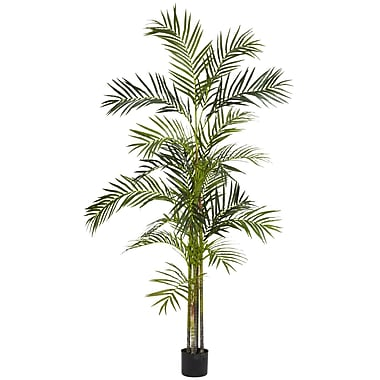 Nearly Natural 5316 6' Areca Palm Tree in Pot
