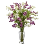Nearly Natural 1253 Dancing Daisy Floral Arrangements