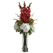 Nearly Natural 1337 Giant Mixed Floral Arrangements