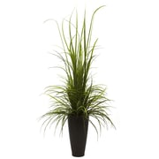 Nearly Natural 4969 River Grass Plant in Pot