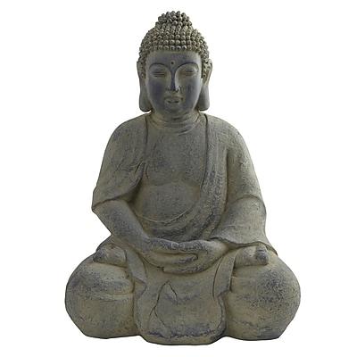 Nearly Natural 4984 Buddha Statue