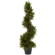 "Nearly Natural 5351 30"" Rosemary Plant in Pot"