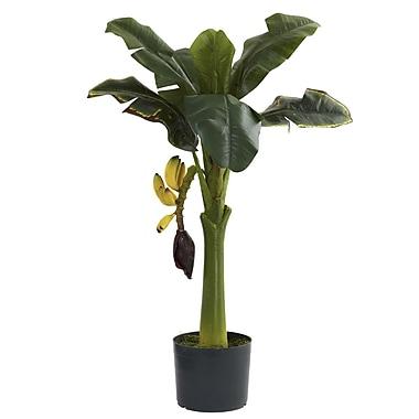 Nearly Natural 5359 3' Banana Tree in Pot