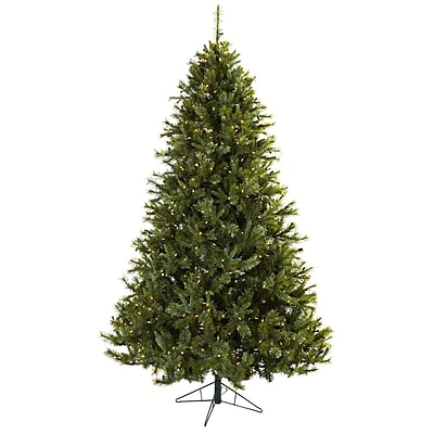 Nearly Natural 5375 Majestic MultiPine Xmas Tree with Stand
