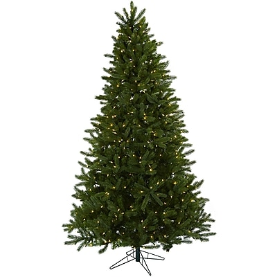 Nearly Natural 5376 Rembrandt Christmas Tree with Stand