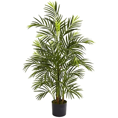 Nearly Natural 5388 Areca Palm Tree in Pot