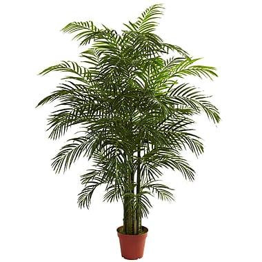 Nearly Natural 5390 Areca Palm Tree in Pot