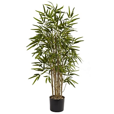 Nearly Natural 5420 Twiggy Bamboo Tree in Pot