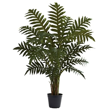 Nearly Natural 6740 Evergreen Plant in Pot
