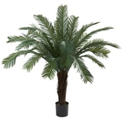 Nearly Natural 6770 5' Cycas Tree in Pot