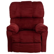 Flash Furniture Contemporary Top Hat Microfiber Power Recliners