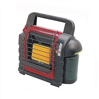 Mr. Heater Portable Buddy 4,000 - 9,000 BTU Radiant Compact Propane Space Heater