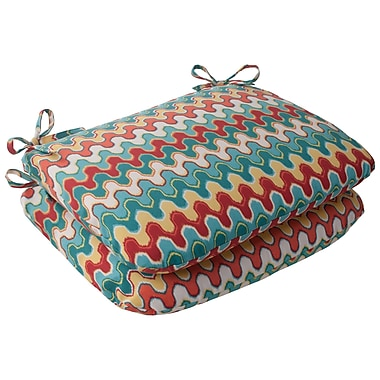 Pillow Perfect Nivala Outdoor Seat Cushion (Set of 2)