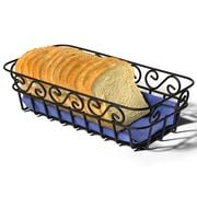 Spectrum Diversified Scroll Pantryware Bread Basket