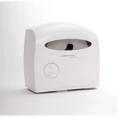 Kimberly-Clark Electronic Coreless JRT Tissues Dispenser in White