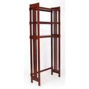 Wayborn 68'' Etagere Bookcase