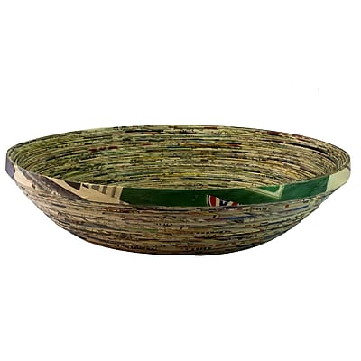 Novica Argentina and Francisco Artisan Endless Story Decorative Bowl