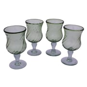 Novica Javier and Efren Goblet (Set of 4)