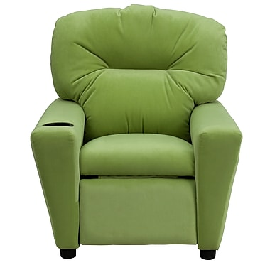 Flash Furniture Wood Recliner, Avacado (BT7950KIDMICAVO)