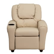 Flash Furniture Contemporary Vinyl Kids Recliners W/Cup Holder and Headrest