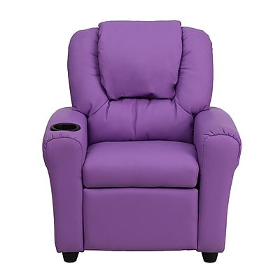 Flash Furniture Wood Recliner, Lavender (DGULTKIDLAV)