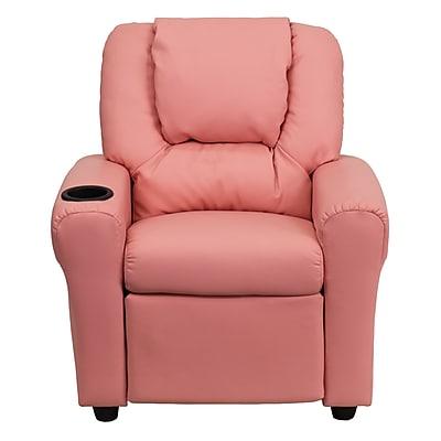 Flash Furniture Wood Recliner, Pink (DGULTKIDPINK)