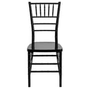Flash Furniture Elegance Resin Stacking Chiavari Chair, Gold, 20/Pack