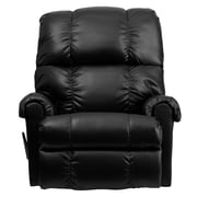 Flash Furniture Contemporary Apache Leather Tufted Rocker Recliners