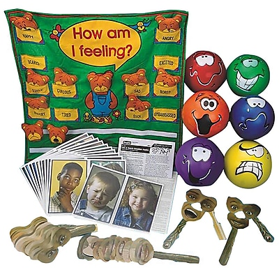 S&S® Feelings Activity Kit