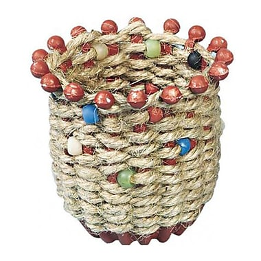 Geeperz™ Ancient Culture Jute Basket Craft Kit, 24/Pack