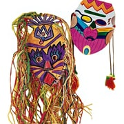 Educraft® Tribal Mask Kit, 24/Pack