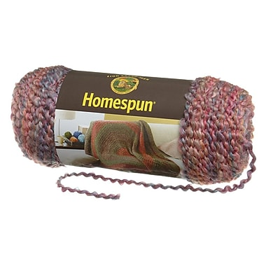 Homespun Yarn, Coral Reef