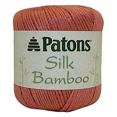 Silk Bamboo Yarn, Almond