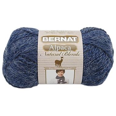 Alpaca Natural Blends Yarn, Indigo
