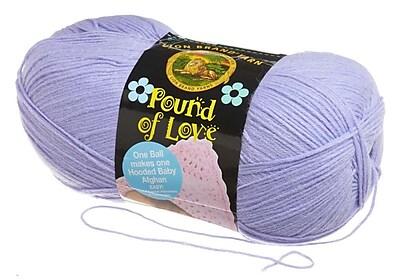 Pound Of Love Baby Yarn, Lavender