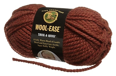 Wool-Ease Thick & Quick Yarn, Spice