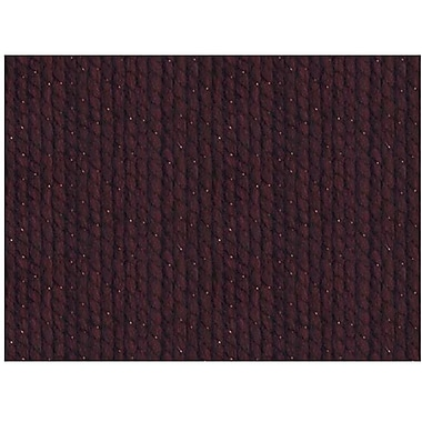 Wool-Ease Thick & Quick Yarn, Cabernet - Metallic