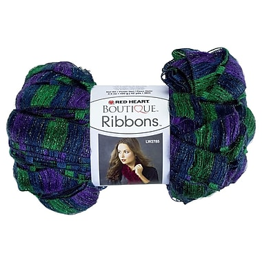 Red Heart Boutique Ribbons Yarn, Grapevine