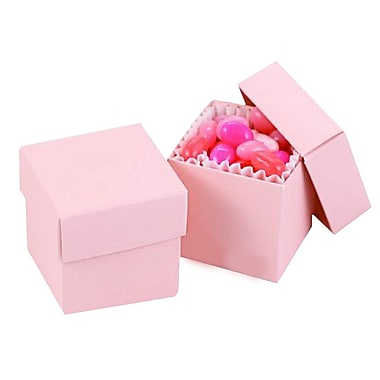 HBH™ 2-Piece Mix-and-Match Favor Boxes, Blush