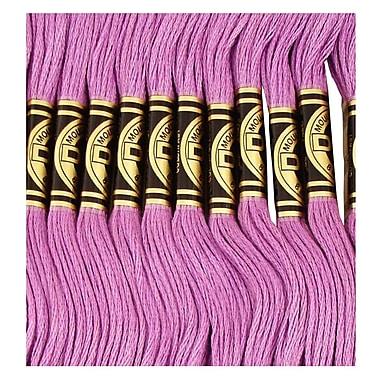 DMC Six Strand Embroidery Cotton, Violet