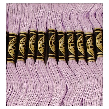 DMC Six Strand Embroidery Cotton, Light Lavender